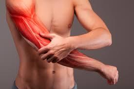 Motion Free zoals blijkt uit pijn in de spieren en gewrichten