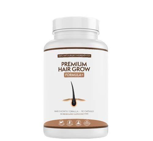 Premium Hair Grow Formula Instructies voor gebruik 2019, ervaringen, review, forum, capsules, prijs, Nederland - bestellen