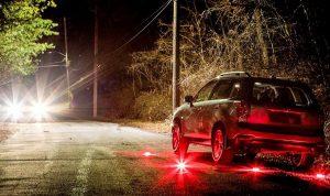 Safety Disc 1TAC Roadside LED - werkt het?