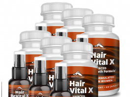 Hair Revital X Bijgewerkt opmerkingen 2019, ervaringen, prijs, review, recensies, capsule, ingredienten, Nederland - bestellen